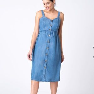 Button Front Maternity